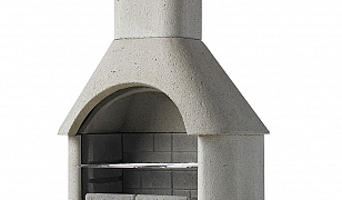 Buschbeck Elba Outdoor Fireplace