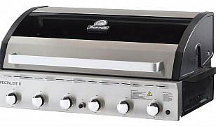 Specialist Deluxe 6 Burner Built-In