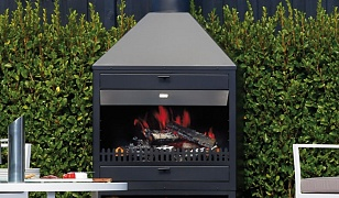 Kent Tekapo Outdoor Fireplace