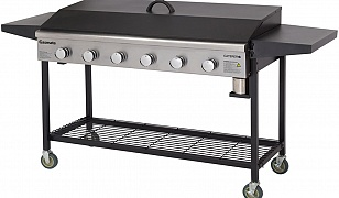 Caterer 6 Burner BBQ with Lid