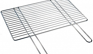 Buschbeck Chrome Grill Rack