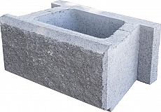 Allan Block Vertical, Classic, Junior, Lite Stone, Junior Lite, Cap Stone, Corner/End