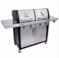 Professional Double Header 4600S 4 Burner Gas Grill