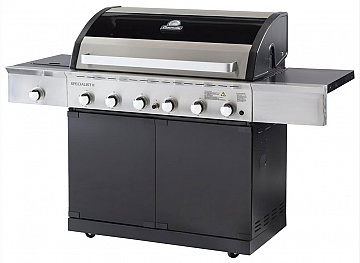 Specialist Deluxe 6 Burner Gas Grill