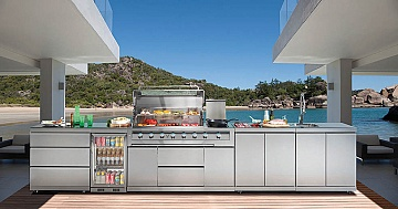 Galaxy Outdoor Kitchen Combo